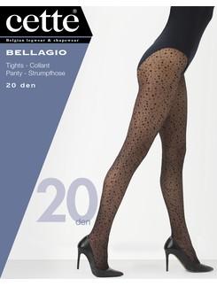 Cette Bellagio Strumpfhose mit Punkten auch große Größe