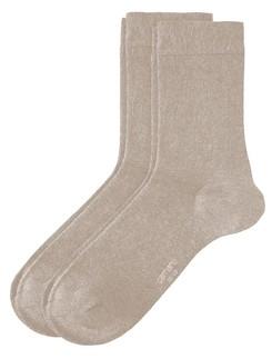 Camano Silky Feelings Doppelpack Socken