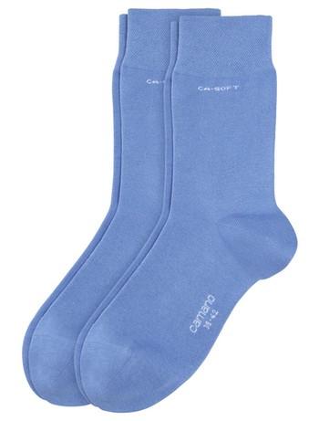 Camano CA-Soft feiner Socken Unisex Doppelpack