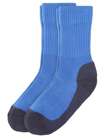 Camano Kinder Sportsocken 2er-Pack olympian blue