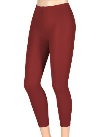 Cecilia de Rafael Samburu - Leggings rojo