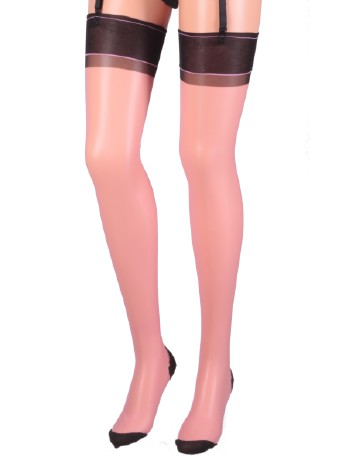 Cervin Seduction Couture Bicolore Nylons
