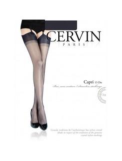 Cervin Capri 15 Nylon-Struempfe