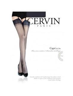 Cervin Capri 20 Strapsstruempfe