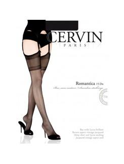 Cervin Romantica Straps-Strumpf