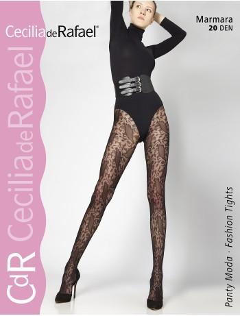 Cecilia de Rafael Marmara Tights, im Nylon und Strumpfhosen Shop
