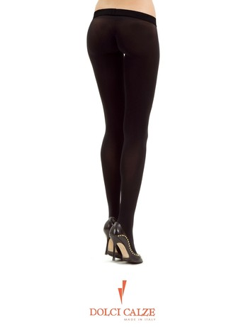 Dolci Calze Collant Femme 80 Strumpfhose, im Nylon und Strumpfhosen Shop