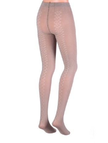 Dolci Calze Countryside Strumpfhose taupe