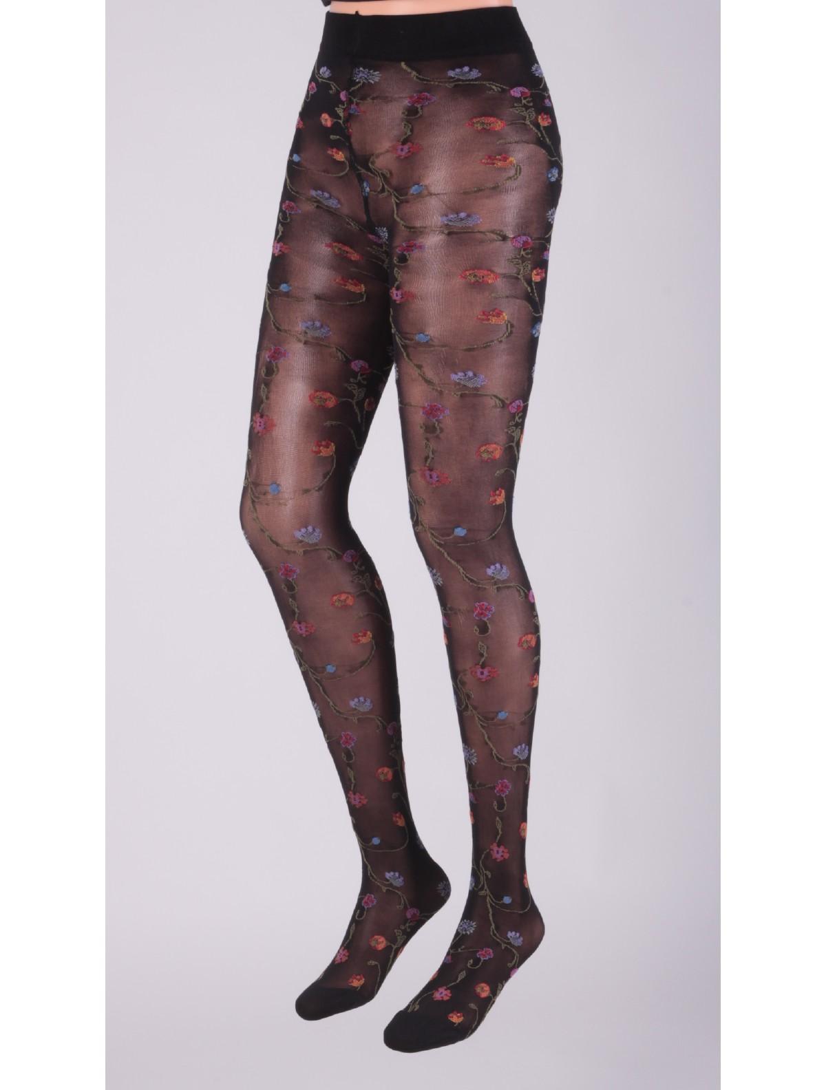 il più grande sconto Buoni prezzi la vendita di scarpe Dolci Calze Caroline Florale Strumpfhose - amboise, avorio ...