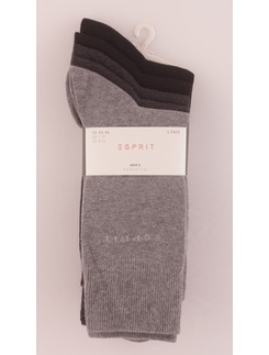 Esprit men's Baumwollsocken 5er Pack