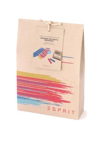 Esprit Sneaker 2Pack  & Strassen-Mal-Kreideset