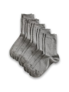 Esprit Women Baumwollsocken 5er Pack