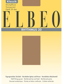 ELBEO Rhytmus 20 Feinstrumpfhose