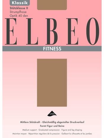 ELBEO Fitness 40 Stützstrumpfhose