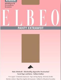 Elbeo Panty Extraweit 70 Stützstrumpfhose Stützklasse 3