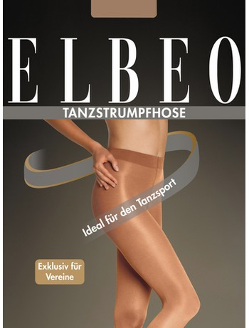 Elbeo Tanzstrumpfhose Garde skin