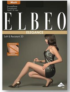 Elbeo Soft and Resistant 20 Strumpfhose Laufmaschen beständig