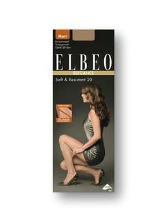 Elbeo Soft & Resistant 20 Kniestrümpfe