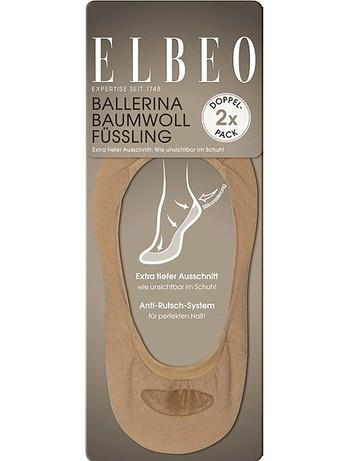 Elegance Baumwoll Füssling