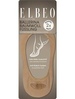 Elbeo Elegance Baumwoll Füßling