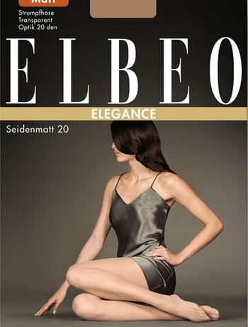 Elbeo Seidenmatt 20 Feinstrumpfhose, im Nylon und Strumpfhosen Shop