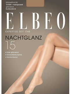 Elbeo Elegance Nachtglanz 15 Feinstrumpfhose