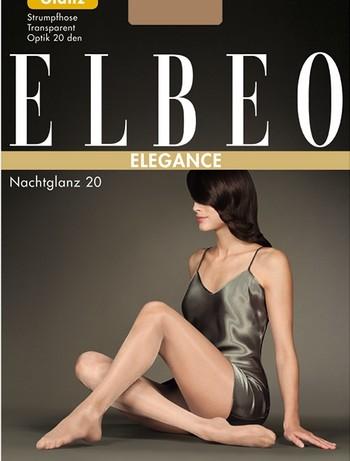 Elbeo Nachtglanz 20 glaenzende Strumpfhose, im Nylon und Strumpfhosen Shop