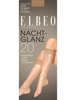 ELBEO Elegance Nachtglanz 20 Kniestrümpfe