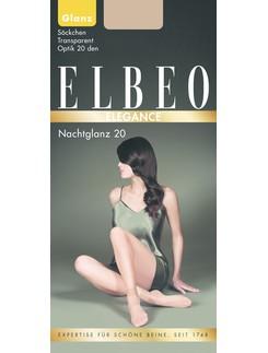 ELBEO Elegance Nachtglanz 20 Söckchen