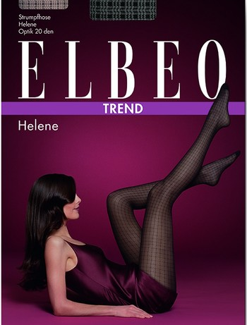 ELBEO Trend Strumpfhose Helene, im Nylon und Strumpfhosen Shop