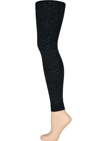 Elbeo Elegance - Leggings schwarz leo