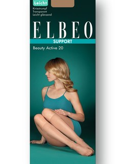 Elbeo Support Beauty Active 20 Kniestrümpfe
