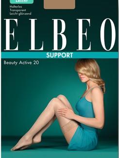 Elbeo Beauty Active 20 Halterlose Struempfe