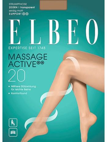 Elbeo Massage Active 20 Stützstrumpfhose