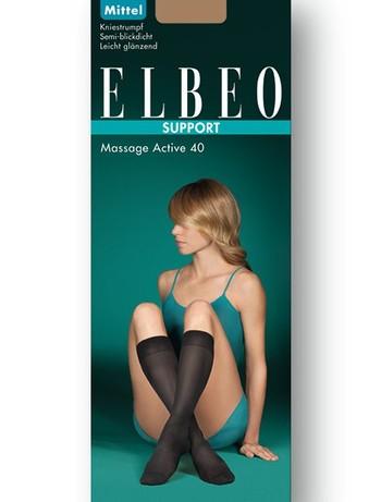 Elbeo Massage Active 40 Kniestruempfe