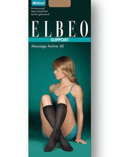 Elbeo Massage Active 40 Kniestruempfe