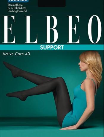 Elbeo Active Care 40 Stuetzstrumpfhose, im Nylon und Strumpfhosen Shop