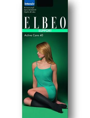 ELBEO Support Active Care 40 Kniestrumpf, im Nylon und Strumpfhosen Shop