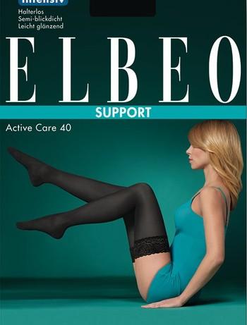 Elbeo Active Care 40 Halterloser Strumpf, im Nylon und Strumpfhosen Shop