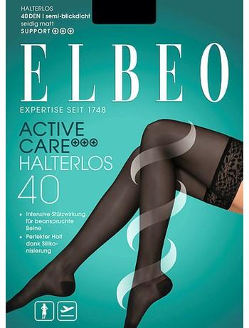 Elbeo Active Care 40 Halterloser Strumpf