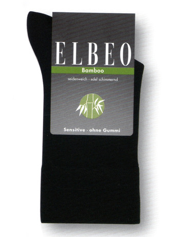 Elbeo Bambus Sensitive Socke fuer Damen, im Nylon und Strumpfhosen Shop