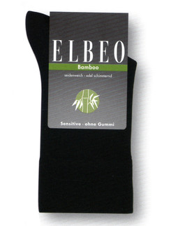 Elbeo Bambus Sensitive Socke fuer  Damen