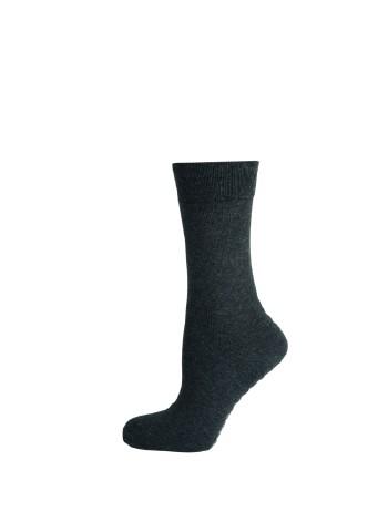 Elbeo das perfekte Trio Socken anthrazit meliert
