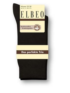 Elbeo das perfekte Trio Socken