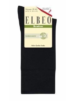 ELBEO Bamboo Sensitive Damensocken Doppelpack