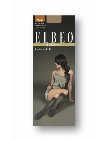 ELBEO Elegance Seidenmatt 40 Feinkniestruempfe Doppelpack, im Nylon und Strumpfhosen Shop