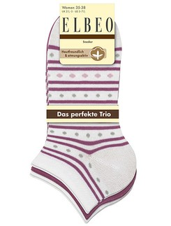 Elbeo Das Perfekte Trio Sneakers Mode