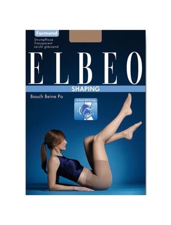 ELBEO Bauch Beine Po 20 Strumpfhose, im Nylon und Strumpfhosen Shop