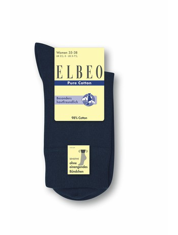 Elbeo Pure Cotton Sensitive Socken