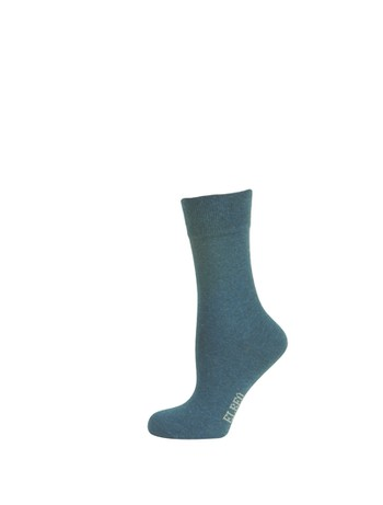Elbeo Pure Cotton Sensitive Socken denim melange